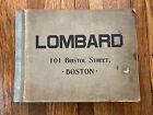 A.P. Lombard & Co. Architectural Ornamentation Boston, MA Architecture Catalog