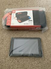 Nintendo Switch 32GB Tablet ONLY + Case, IMPROVED BATTERY V2 MODEL - BRAND NEW!!