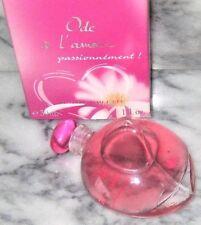 Ode a l ´amour Yves Rocher Parfum Passionnement 30ml Eau de Toilette neu Box new