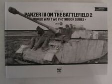 Book: Panzer IV on the battlefield, Volume 2 - Filled with BW Photos