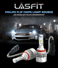 H11 H8 H9 LED Headlight Bulb Conversion Kit Fog Light Low Beam Bright White 72W