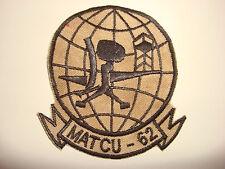 Vietnam War Patch USMC Marine Air Traffic Control Unit MATCU-62