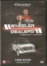 WHEELER DEALERS DVD LAND ROVER RANGE ROVER WITH MIKE BREWER & EDD CHINA