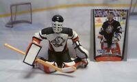 1999  DOMINIK HASEK - Starting Lineup SLU Hockey Figure & Cards - BUFFALO SABRES