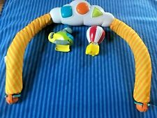 Evenflo World Explorer  Exersaucer Lights Music Toy Arch Replacement Part