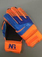 Football Goalkeeper Goalie Gloves Soccer Kids & Adult Soccer Gloves Fingersave