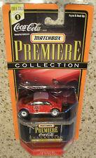 MATCHBOX PREMIER COLLECTION VW CONCEPT 1 COCA COLA SERIES 1 1998