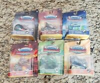 SKYLANDERS SUPERCHARGERS LOT OF 6 VEHICLES SHARK TANK CRYPT CRUSHER DIVE BOMBER