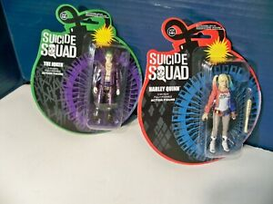 Funko Suicide Squad Joker and Harley Quinn Action Figures Exclusives Batman