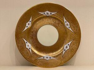 "Royal Bavarian Hutschenreuther Selb Porcelain 10 5/8"" Plate"