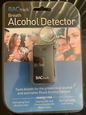 BacTrack Breath Alcohol Detector #Bt-Kc10, New & Factory Sealed