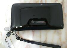 BCBG Generation Patent Wristlet Wallet