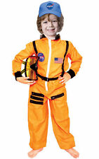 NASA EXPLORER ASTRONAUT CHILD HALLOWEEN COSTUME BOYS SIZE SMALL 4-6
