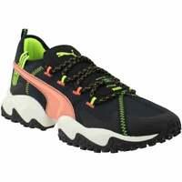 Puma Erupt Trail Fm  Mens Running Sneakers Shoes    - Black