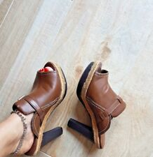 Scarpe donna molto usate 36,sandali alti usati scarpe fetish zoccoli donna usati