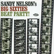 Sandy Nelson - Big Sixties All-Nighter [New CD] UK - Import