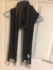 Quiksilver écharpe 50% laine 50% laine femme/ados fine écharpe Avec Sparkles