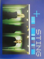 STING brand new day tour - 1999 - TOUR PROGRAMME - 24 pages POLICE