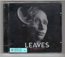 (GY868) Leaves, The Angela Test - 2005 CD