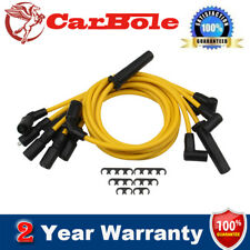 7 Pack 8mm Spark Plug Wire Blazer for S10 Jimmy Savana Express Hombre V6 4.3L