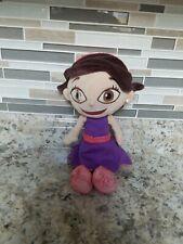 """Little Einsteins June Plush Doll Walt Disney World Disneyland 12""""  Stuffed Toy"""