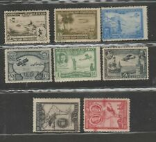 1930 Spain Pro Union  Iberoamerican  lot of 8 airmail stamps MNH