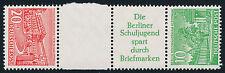 BERLIN 1952, Zusammendruck SKZ 3, ungebraucht, Mi. 65,-
