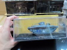 IXO - Combat Tank Collection - LVT(A)-1 708th battalion US Army - 1/72 Mini Tank