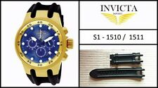 NEW Silicone Rubber Watch Band Strap For Invicta S1 Specialty - 1511