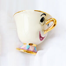 Limited edition Beauty and the Beast Tea Cup Set Mrs Potts' son Chip Cup Gift