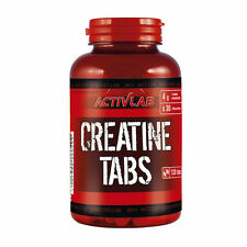 ActivlaB Creatine Tabs 120 Tablets 1000mg Pure Creatine Monohydrate Muscle Gain