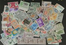 Commonwealth Collection of Fine used stamps in packet Good Clean Lot.