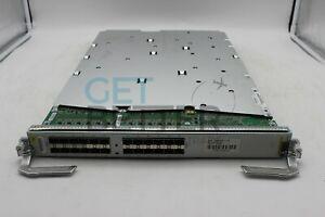 USED Cisco A9K-24X10GE-TR Ethernet Line Card 24 Port 10G SFP+ 24 Expansion Slots