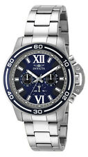 Invicta Specialty 15057 Men's Navy Blue Roman Numeral Chronograph Watch