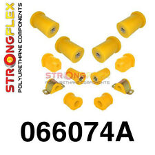 Fiat Cinquecento, Seicento kit de silent bloc de suspension complète SPORT