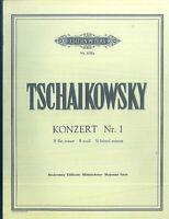 Tschaikowsky ~ Konzert Nr. 1 B-moll - mittelschwer