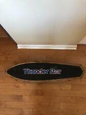 Vintage Huffy Thunder Star Skateboard—Nice