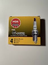 NGK G-Power BPR5EGP (7082)  Platinum Spark plugs Set of 4 Made in Japan