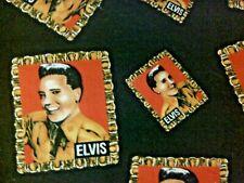 Elvis by VIP Cranston   STAMP Fat Quarter