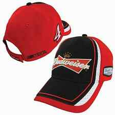 Kevin Harvick 2015 Chase Authentics #4 Budweiser Element Hat FREE SHIP!