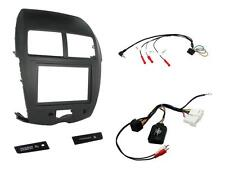 Connects2 CTKMT02 Mitsubishi ASX 2010 - 2014 Complete Double Din Fitting Kit
