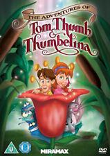 The Adventures of Tom Thumb and Thumbelina DVD (2011) Glenn Chaika cert U