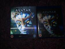Avatar 3d Blu ray dvd lenticular slipcase