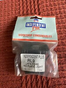 Independent Plus RL9 Late Ford NO. Plate Light BNOS