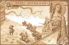 A1148) MESSINA, 36 REGGIMENTO ARTIGLIERIA, ADUA BENGASI, DERNA RODI MISURATA.