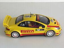 Avant Slot Peugeot 307 WRC Pirelli Escala 1:24