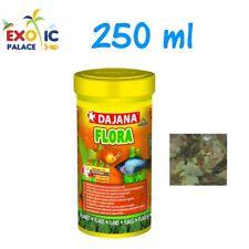 DAJANA FLORA 250ml MANGIME IN FIOCCHI CON SPIRULINA CIBO PER PESCI ACQUA DOLCE