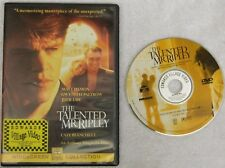 The Talented Mr. Ripley (Dvd, 2000, Generic) Free Shipping - Used