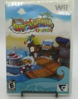 OFFSHORE TYCOON GAME FOR NINTENDO Wii, GAME DISC, CASE, MANUAL, OCEAN HARVESTING
