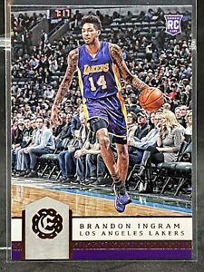 2016-17 Excalibur BRANDON INGRAM Rookie Card RC #80